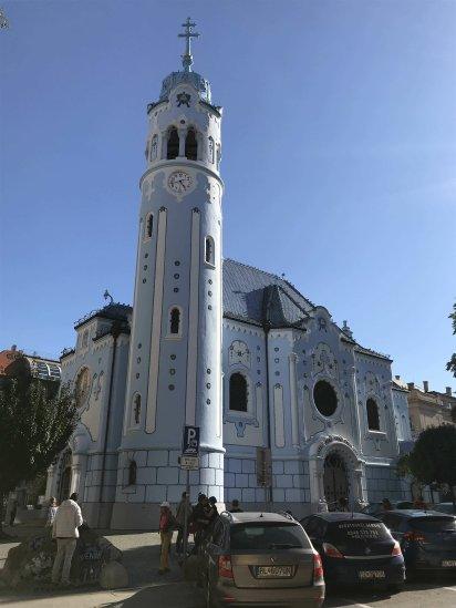 The Blue Church